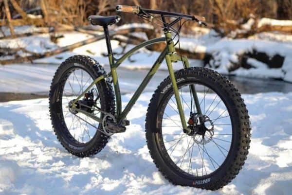 Sklar Rigid Fat Bike