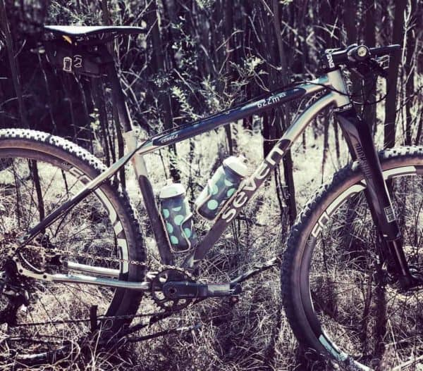 Seven Cycles 622m