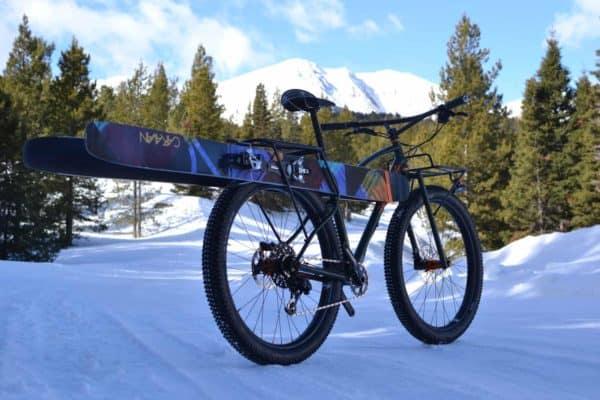 Sklar 27.5 plus bikepacker