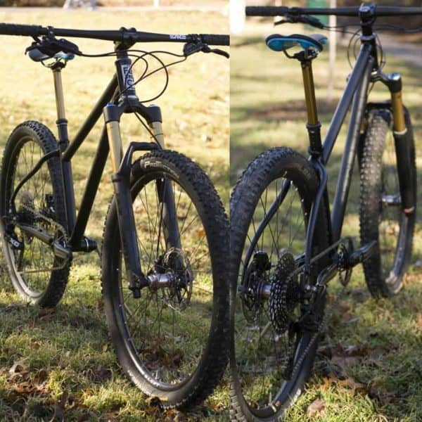 FE Cycles hardtail