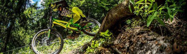 mountain bike downhill